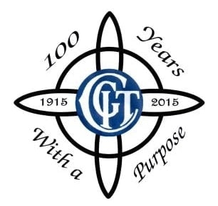CGIT 100 years logo, used with permission