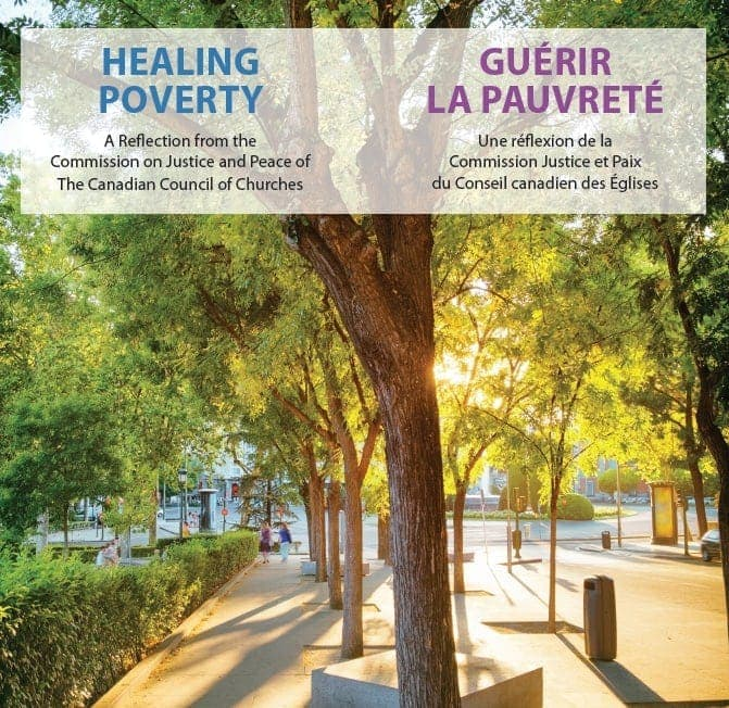 Healing Poverty report cover