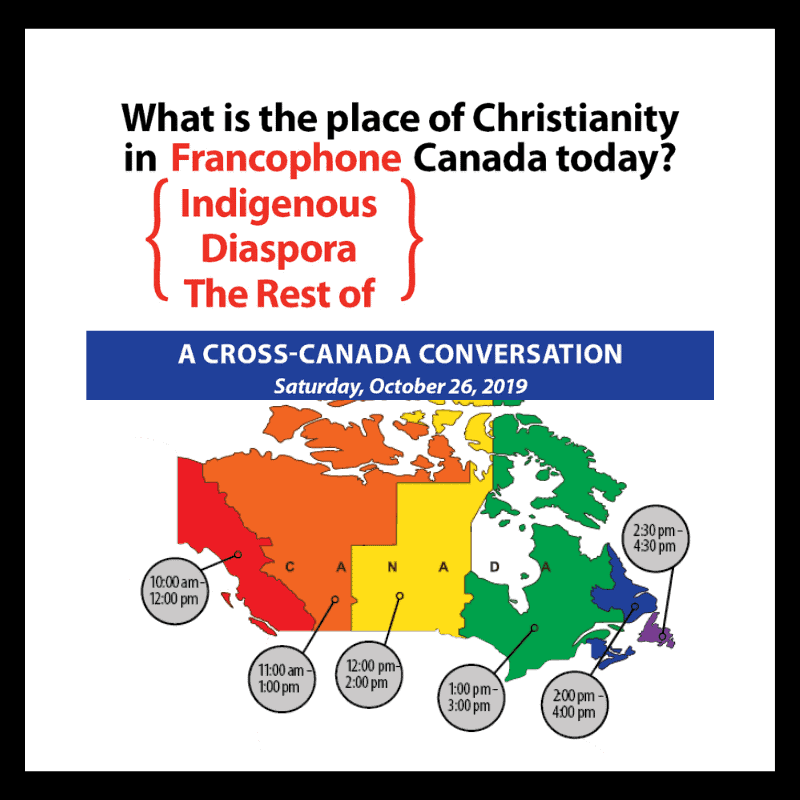 What is the place of Christianity in Canada today? Image cover