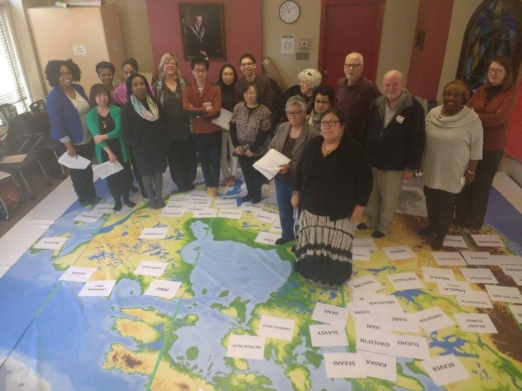 Nov 23-25, 2017 (Engaging Others Intercultural Ministry Facilitator Training)