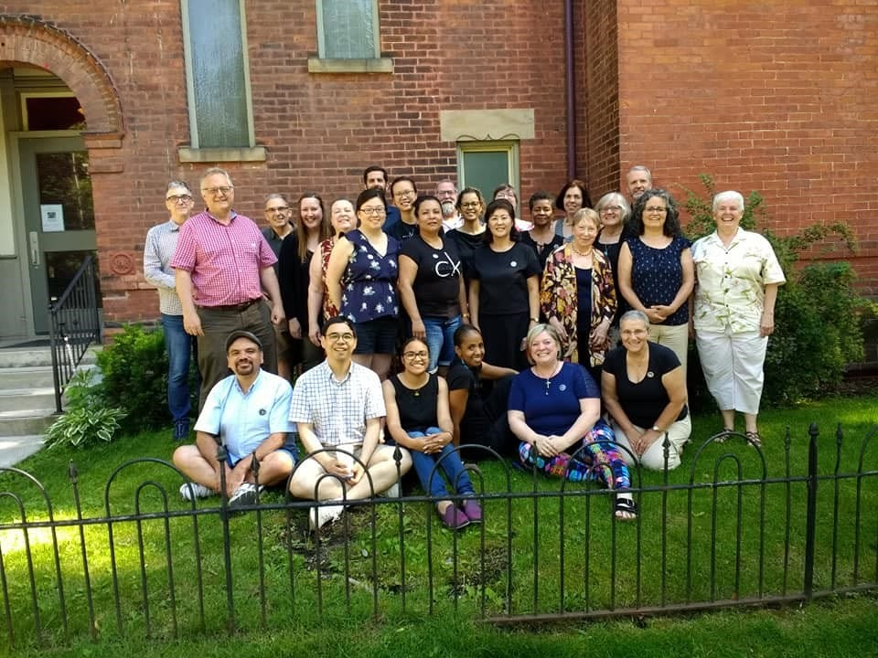 """In June 2019, we offered our """"Engage Difference!"""" program for academic credit through Wycliffe College and the Toronto School of Theology."""