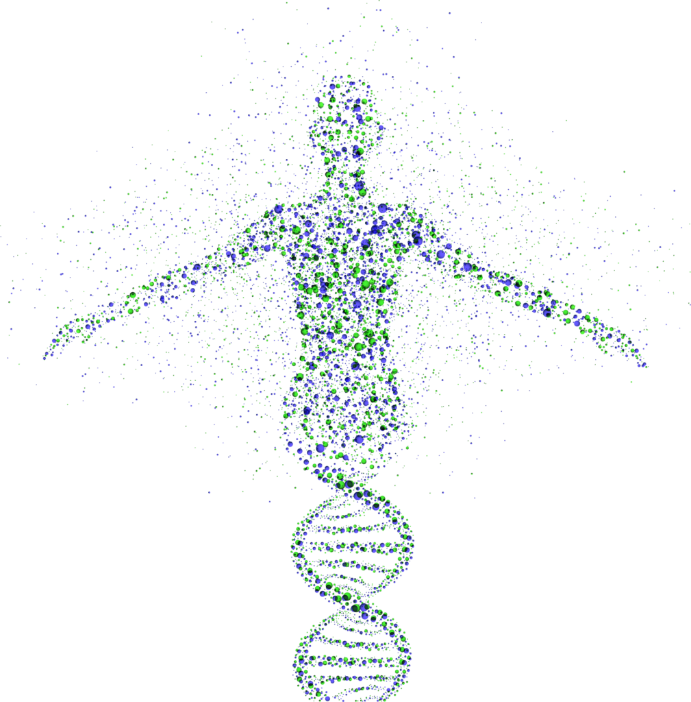 dna stranded person