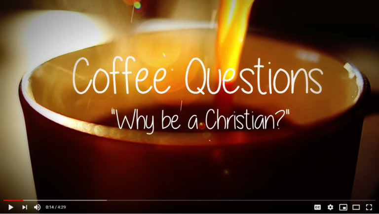 Why be a Christian