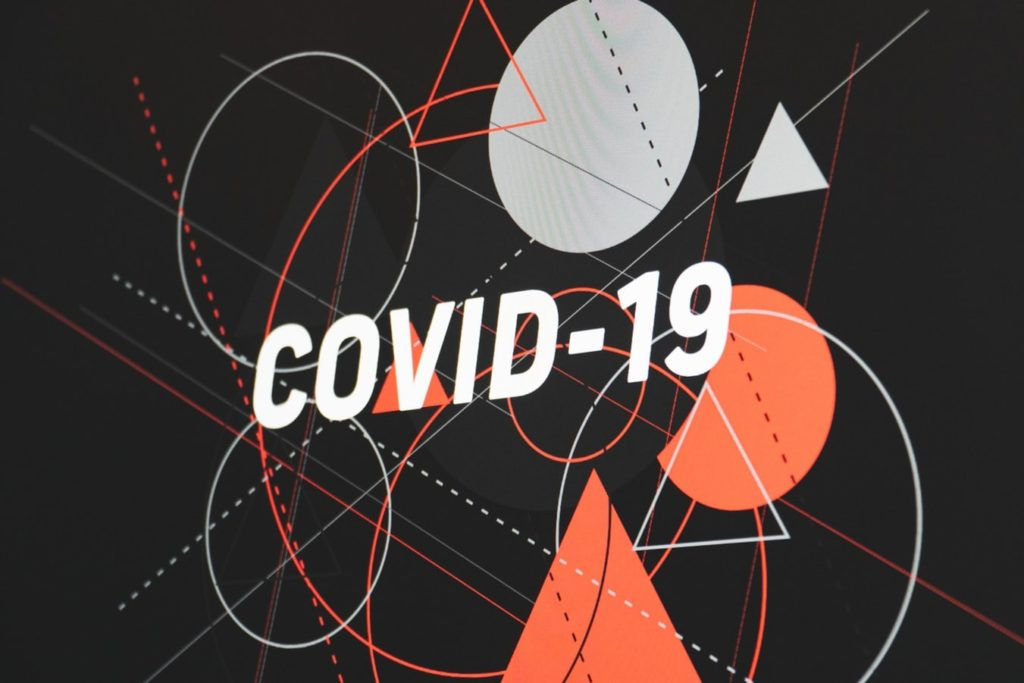 COVID-19 Stock image