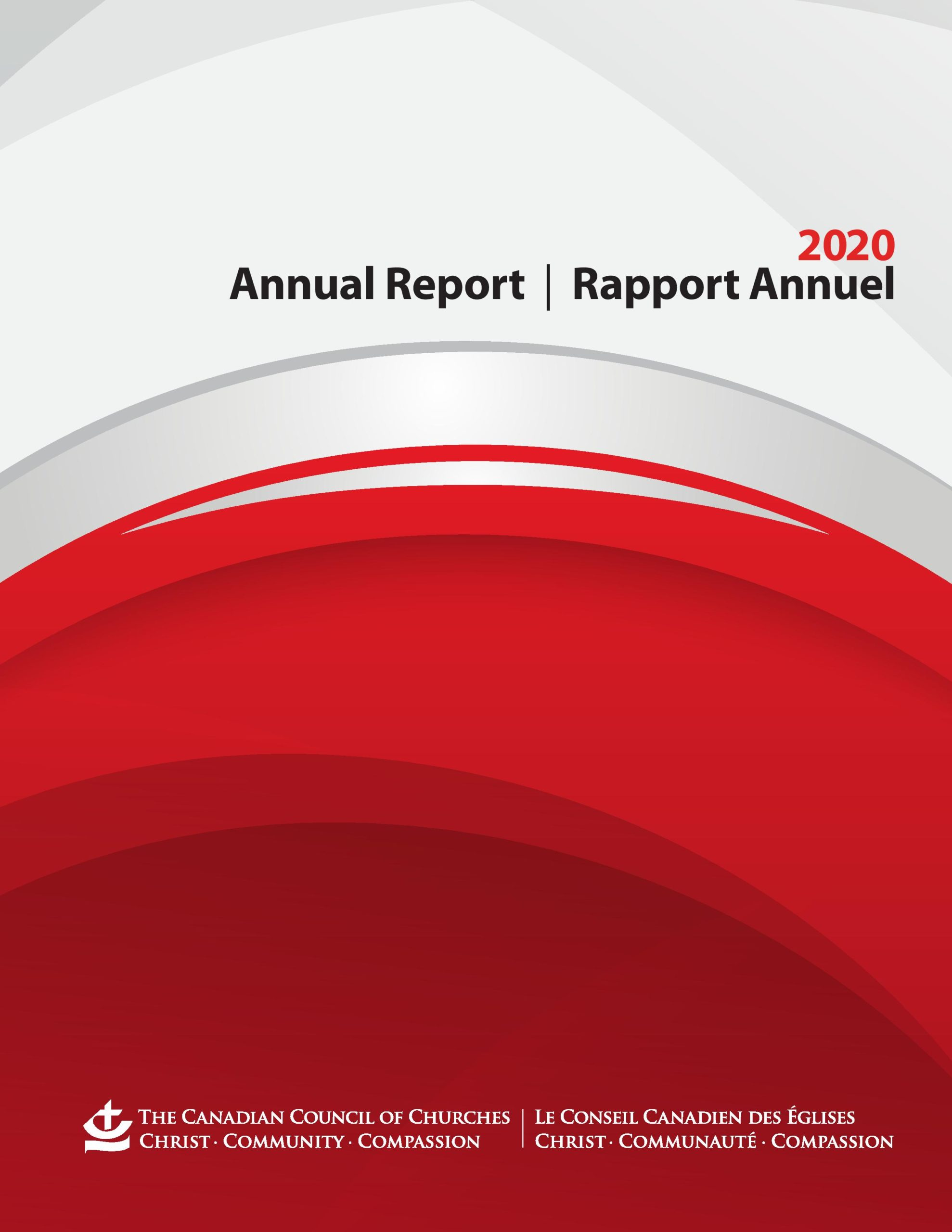 Cover image of CCC 2020 Annual report