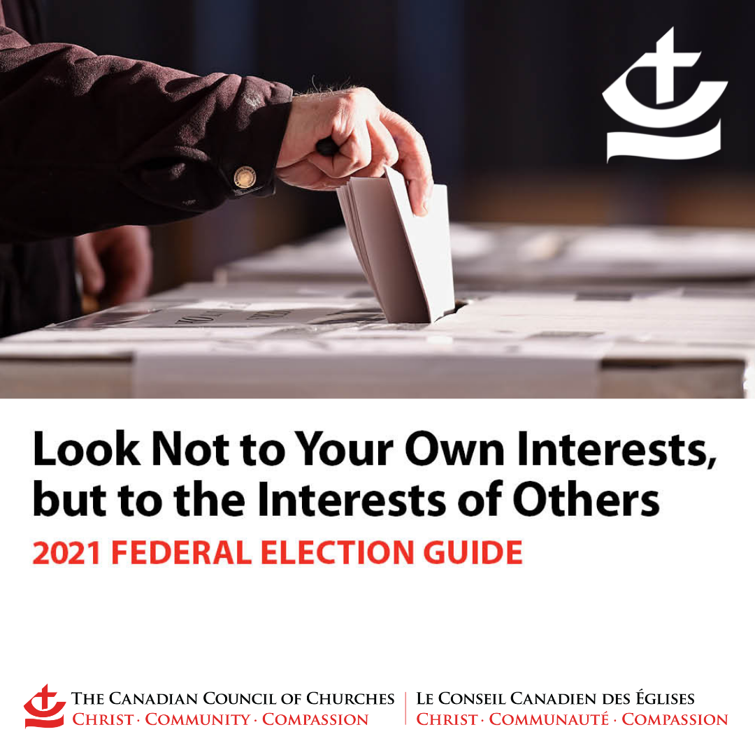 2021 Election Guide Graphic
